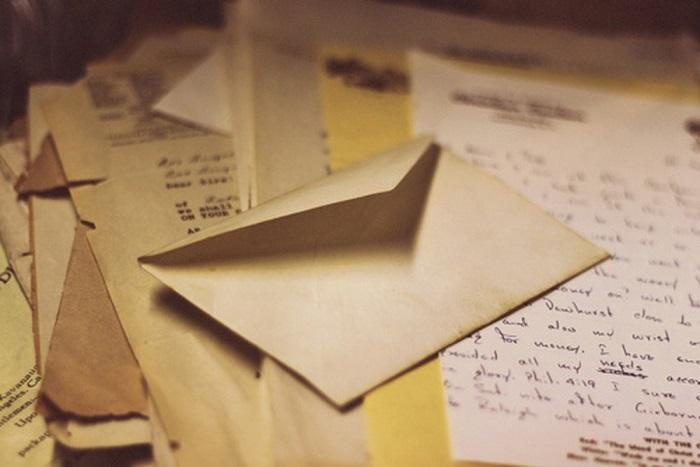Bức thư gửi mẹ trên thiên đường