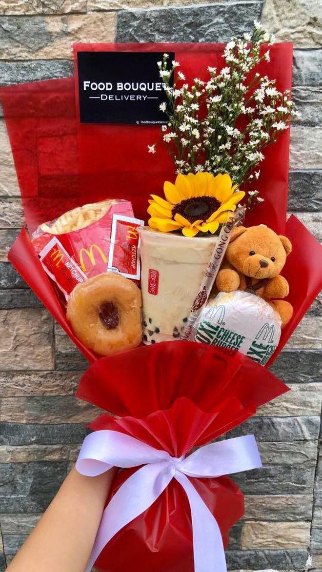 Nhìn những món quà Valentine độc lạ này mới hiểu vì sao người ta nói con đường ngắn nhất đến trái tim nhau là thông qua… bao tử!