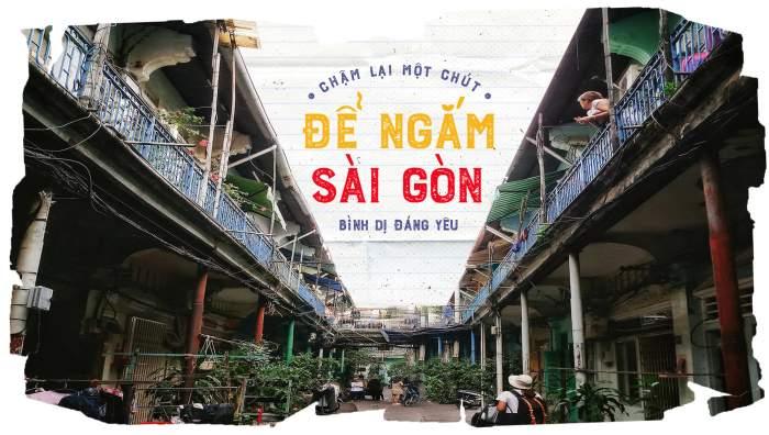 Thương lắm Sài Gòn!