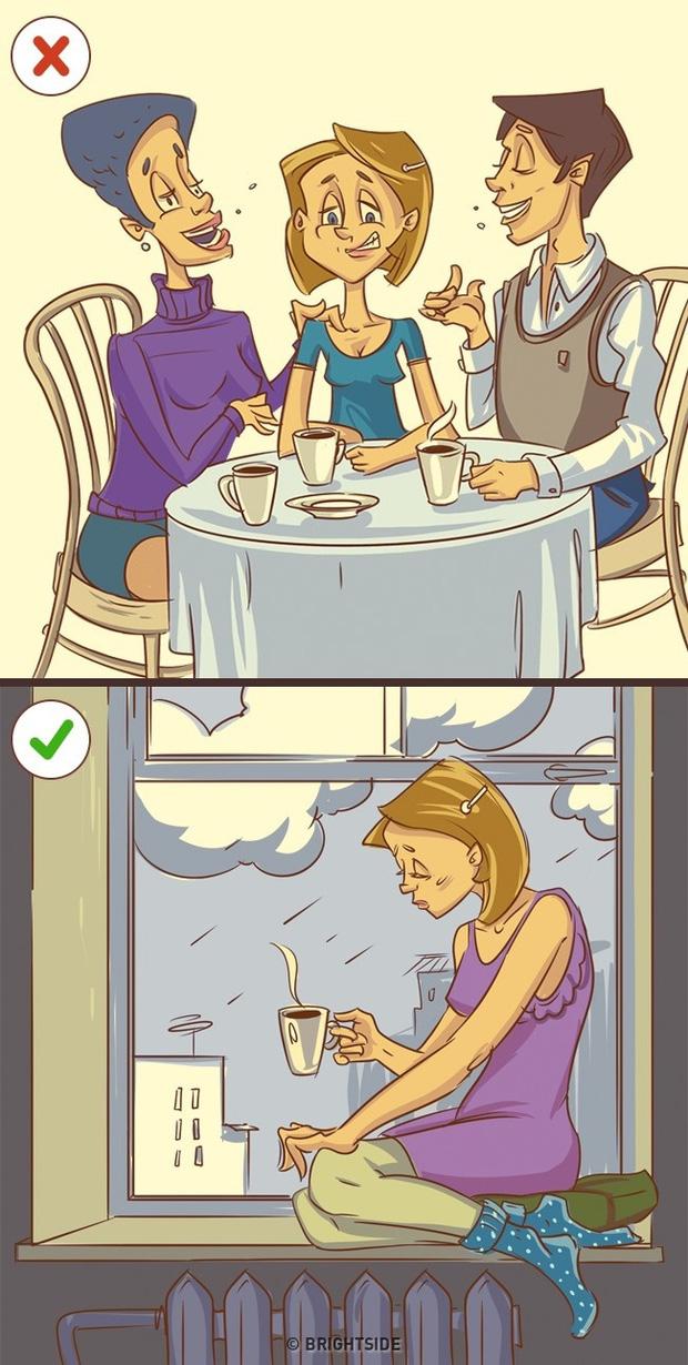 12 bí quyết giúp bạn hạnh phúc hơn bất kì ai dù bạn chẳng xinh đẹp cũng không hề giàu có