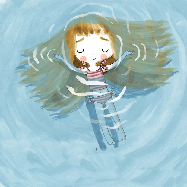 Bộ tranh: Con gái chẳng sợ độc thân đâu, vì cuộc sống một mình đối với họ thoải mái và tự do vô cùng