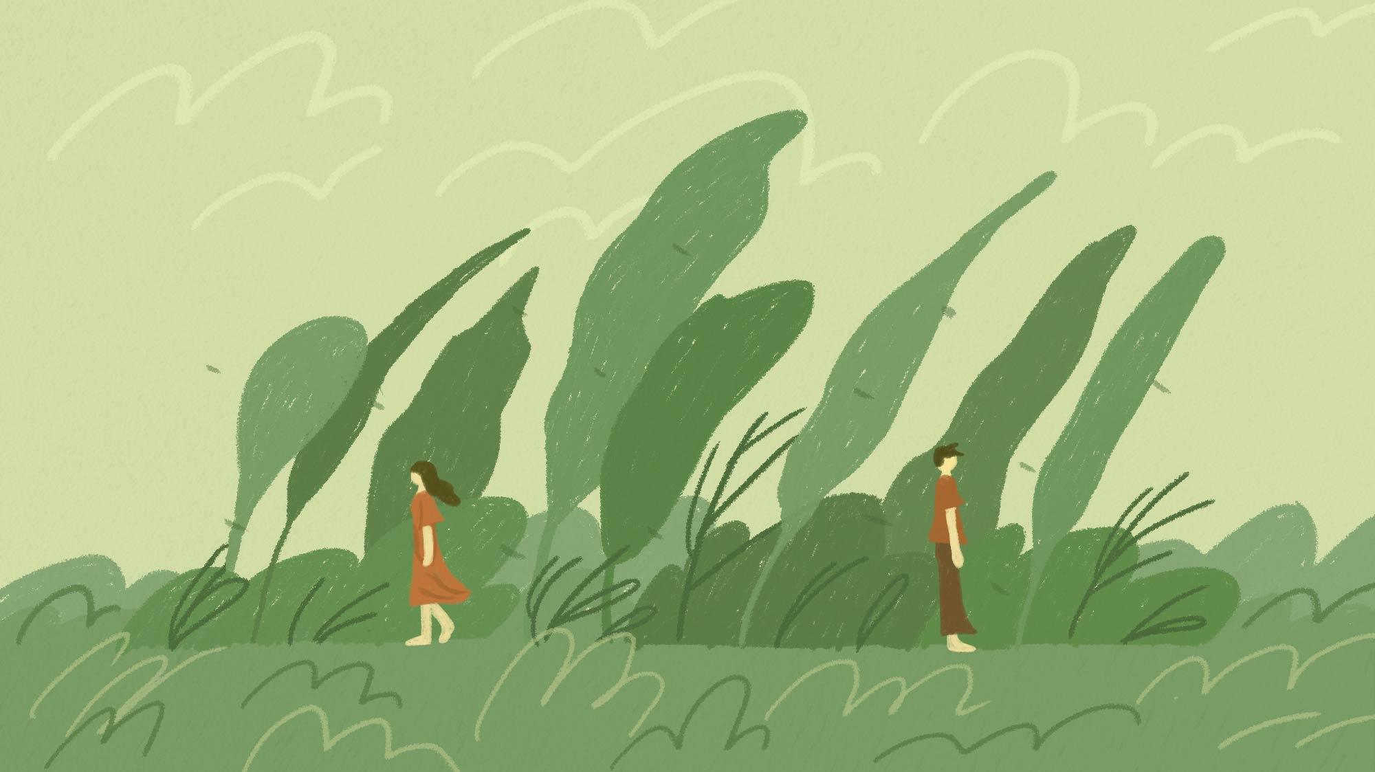 Ai rồi cũng đến lúc phải học cách bước đi một mình