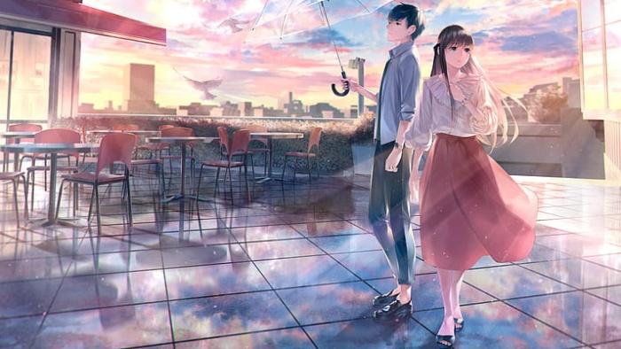 anime-couple