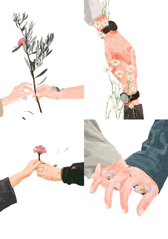 Yêu không dám nói lời yêu