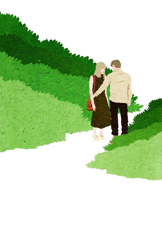 Chúng ta đã chờ nhau cả thanh xuân nhưng lại bỏ lỡ nhau cả một đời