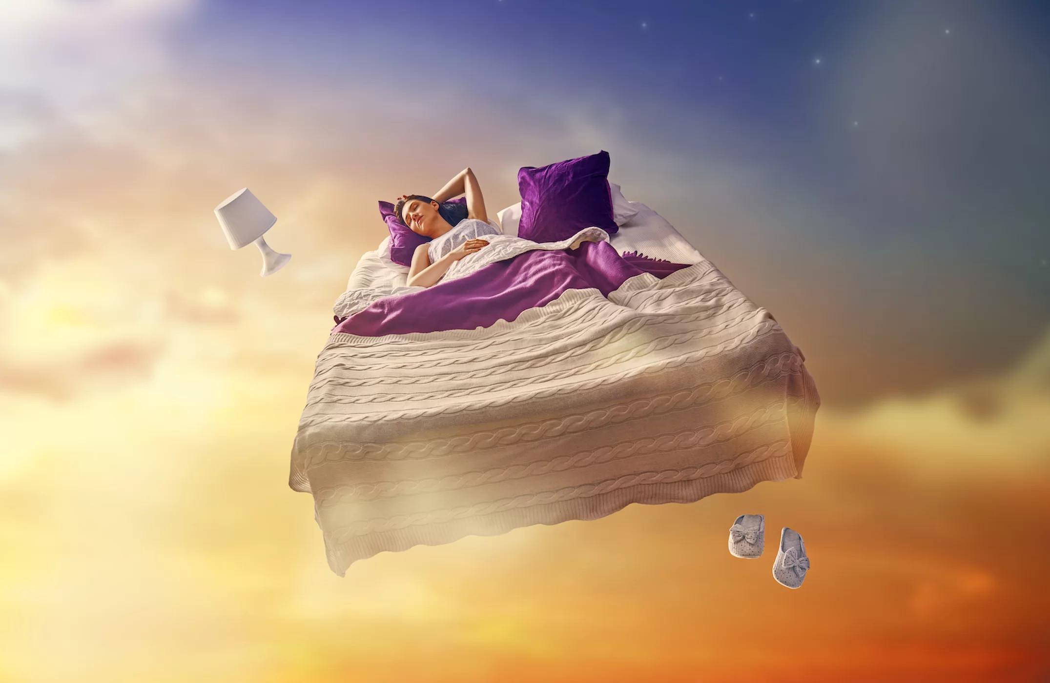 Những giấc mơ bạn thường gặp báo hiệu điều gì?