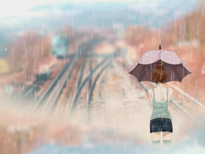 Sau những vấp ngã, mong cuộc đời sẽ dịu dàng với em