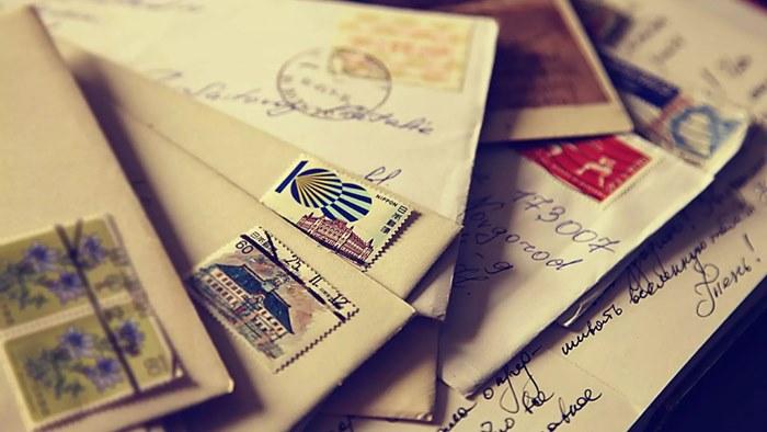 Còn đâu những lá thư tay
