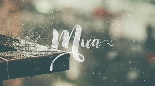 Có một chuyện tình trong những cơn mưa