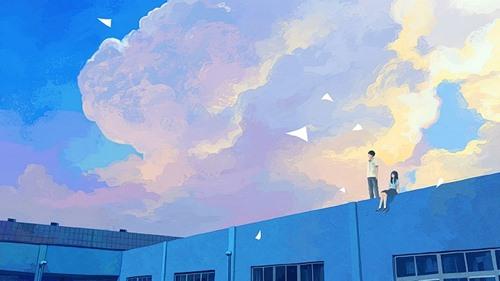 Nợ em một bầu trời