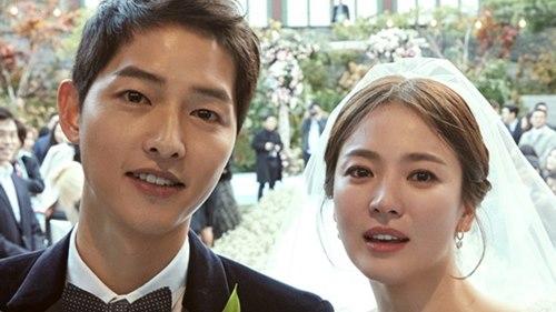 SỐC: Song Joong Ki chính thức gửi đơn ly hôn Song Hye Kyo