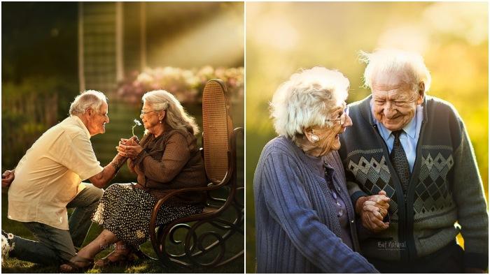 Thanh xuân như một ly trà, ước chi hạnh phúc đến già cùng nhau
