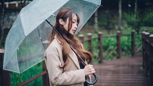 Ai đó đã khóc dưới mưa ngày hôm qua