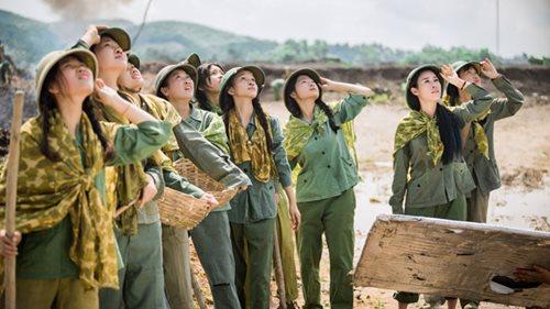 Những cô gái Ngã ba Đồng Lộc