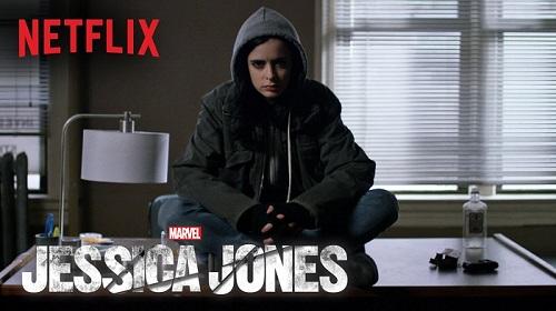Jessica Jones – thêm một 'chị đại' Marvel  siêu ngầu phiên bản truyền hình