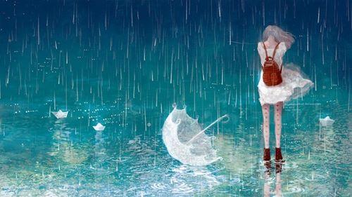 Nắng mấy rồi cũng có mưa, thương mấy rồi cũng phải buông