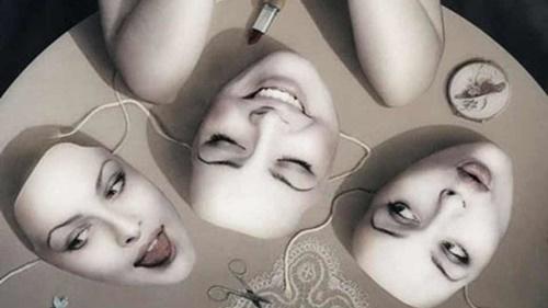 Bộ tranh phơi bày bí mật u tối của cuộc sống và trong mỗi con người: Bạn đang giấu điều gì thế?