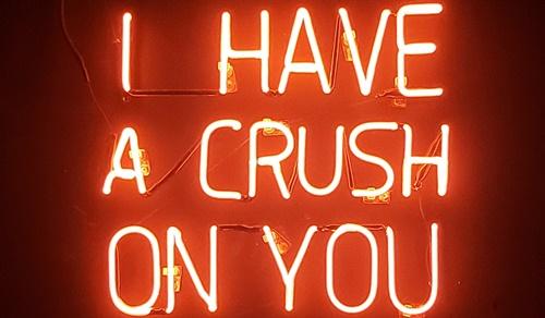 Khi bạn 'crush' ai đó