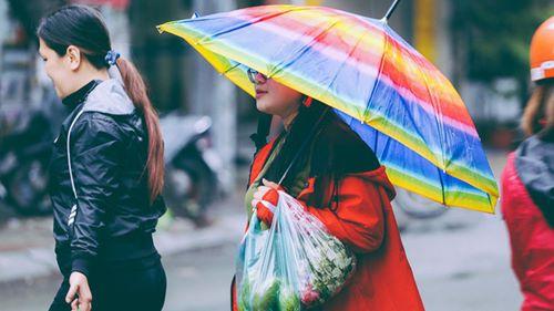 Phương Nam một ngày trời trở lạnh