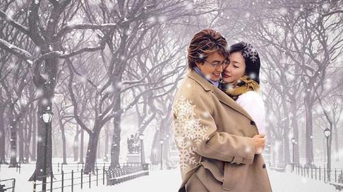Khởi đầu của mùa đông chính là yêu thương
