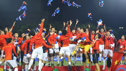 Truyền thông quốc tế dành mưa lời khen cho đội tuyển U22 Việt Nam