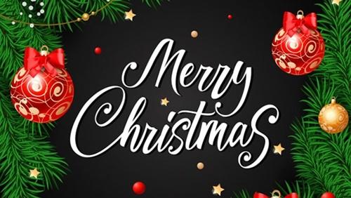 Merry Christmas: Những lời chúc Giáng sinh hay nhất, khiến người nhận không thể nào quên