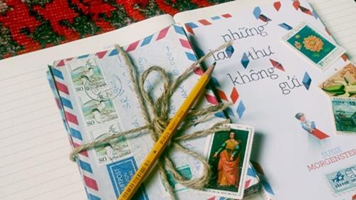 Lá thư tay của mẹ