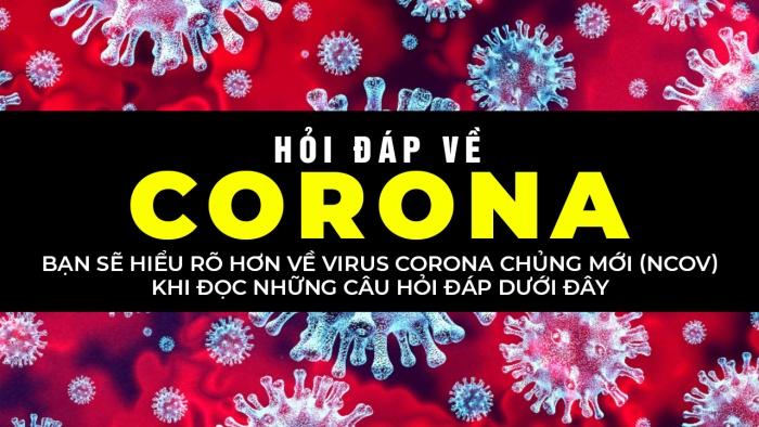Bạn sẽ hiểu rõ hơn về virus Corona chủng mới (nCoV) khi đọc những câu hỏi đáp dưới đây