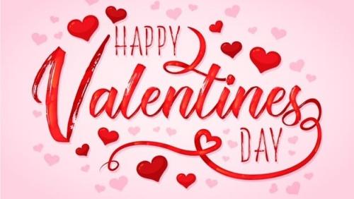 Chúc mừng ngày Valentine