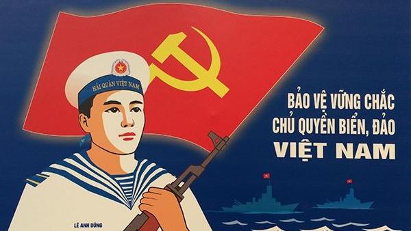 Cánh thư của chàng lính biển: 'Xong nhiệm vụ con sẽ trở về nhà'