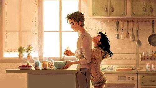 Tan chảy với những khoảnh khắc ngọt ngào trong tình yêu