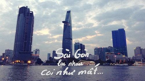 Sài Gòn bé lắm