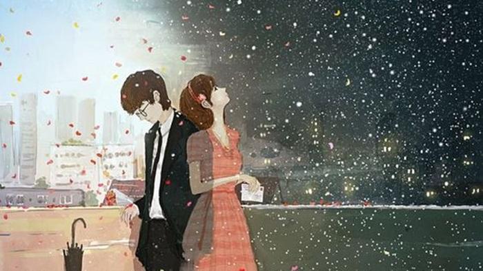 Đã từng hứa bên nhau trọn đời nhưng anh không đưa nổi chặng đường em đi