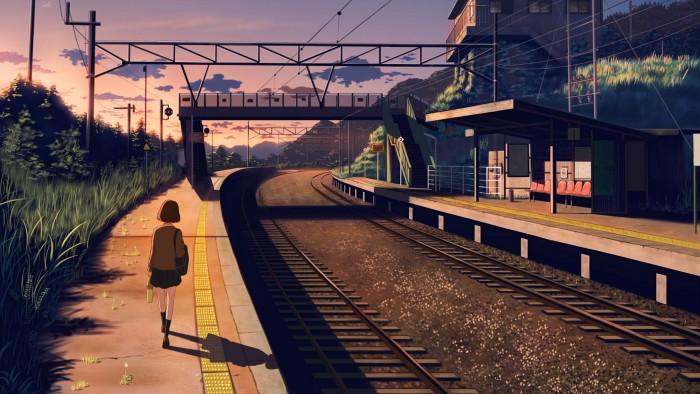 Cuộc đời này có nhiều sân ga và sân ga có anh không còn là đích đến