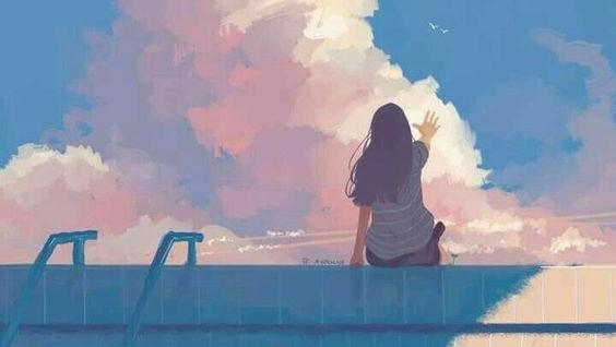 Nếu được lựa chọn thì đừng làm một áng mây trôi