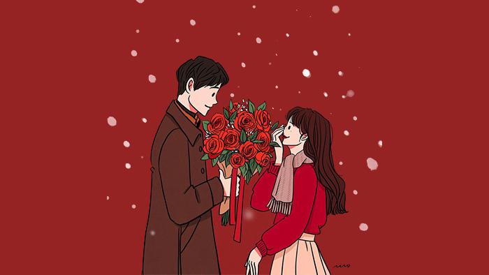 Bộ tranh: Mặc kệ ngoài kia người ta chia tay ào ào, tình yêu thực chất vẫn luôn rất đẹp!