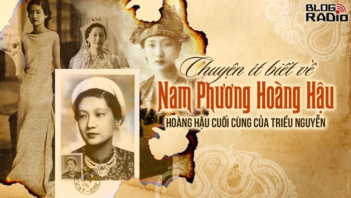 Chuyện ít biết về Nam Phương Hoàng Hậu – hoàng hậu cuối cùng của triều Nguyễn
