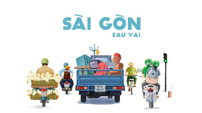 Có một Sài Gòn không ai nỡ rời đi