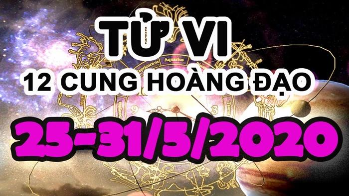 Tử vi tuần mới từ 25/5 đến 31/5/2020 của 12 cung hoàng đạo: Song Tử bị lừa, Xử Nữ gặp nhiều khó khăn ập đến