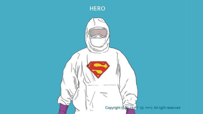 Xin cảm ơn những anh hùng áo trắng