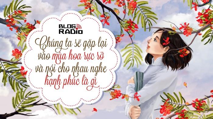 Blog Radio 657: Chúng ta sẽ gặp lại vào mùa hoa rực rỡ và nói cho nhau nghe hạnh phúc là gì