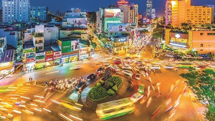 Sài Gòn vội vã
