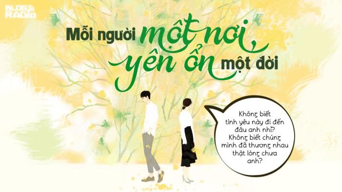 Mỗi người một nơi, yên ổn một đời (Message Story 4)