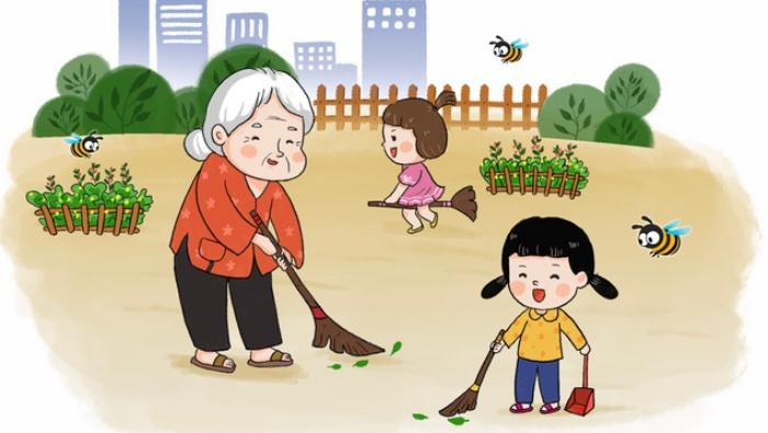 Tuổi thơ có ngoại là tuổi thơ hạnh phúc nhất của con