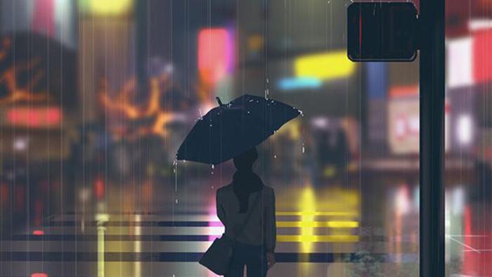 Đêm nay Sài Gòn mưa