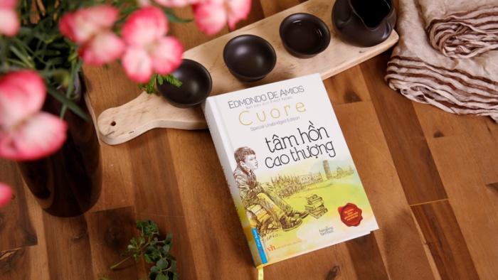 'Tâm hồn cao thượng' - cuốn sách của niềm tin và lòng lương thiện
