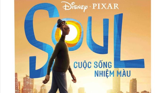 5 thông điệp sâu sắc ẩn sau phim hoạt hình Soul