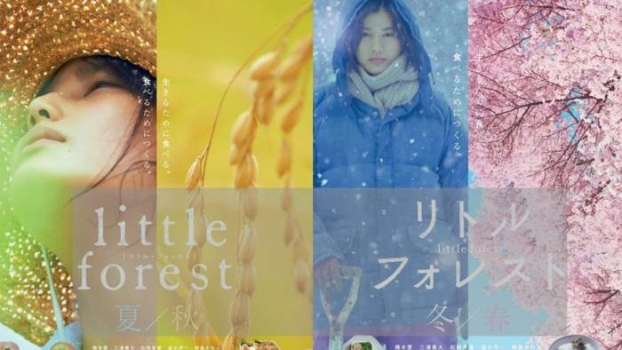 Little Forest – Ăn để chữa lành