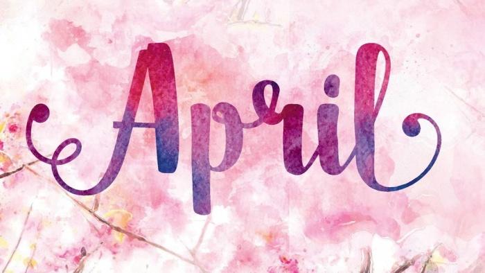 Mùa anh đào tháng Tư