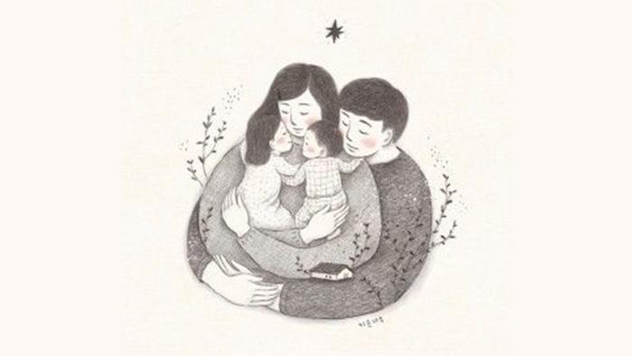 Gia đình là hạnh phúc - hạnh phúc là gia đình